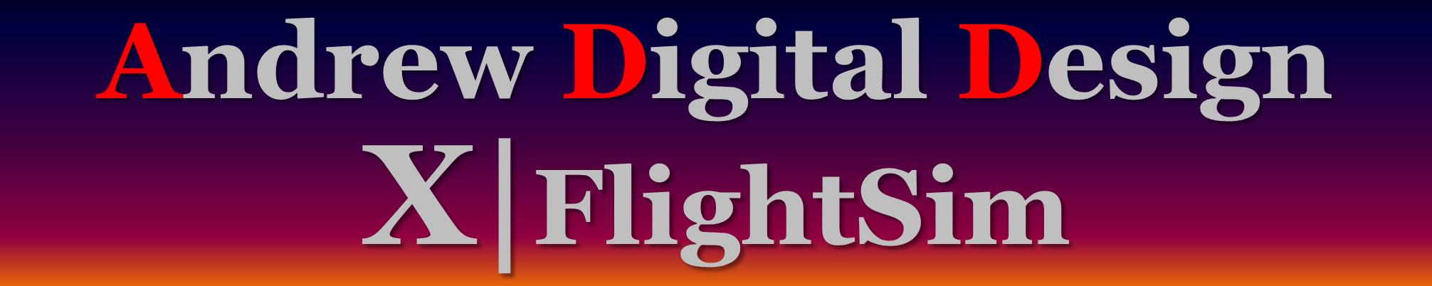 Andrew Digital Design X|FlightSim